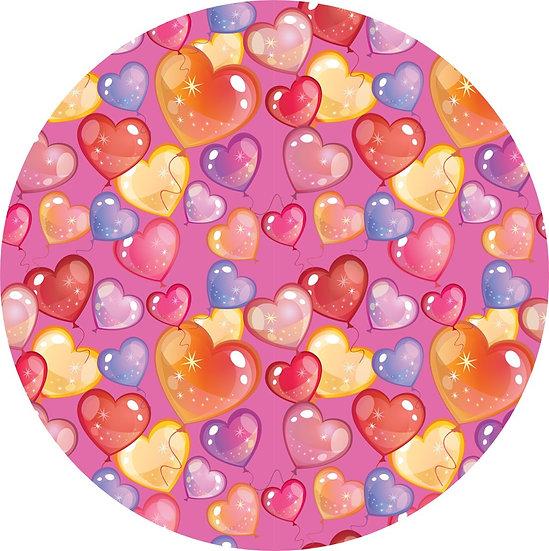 V-1 Balloon hearts