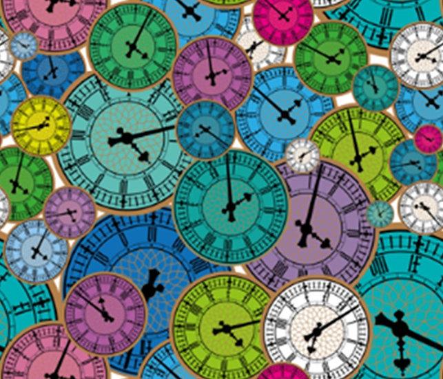 # 11.41 Clocks