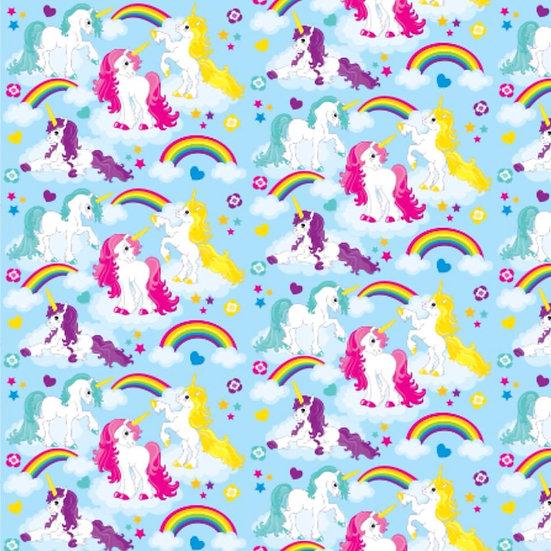 # 9.18.128 Unicorn with rainbow