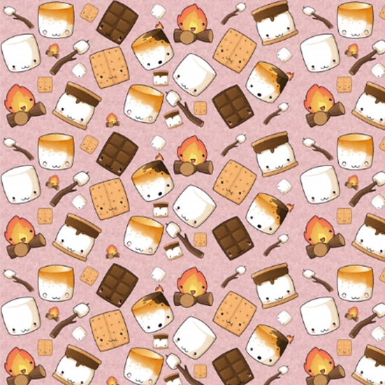 # 11.18 Smores, Pink