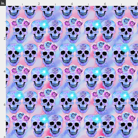 April 3, Skulls