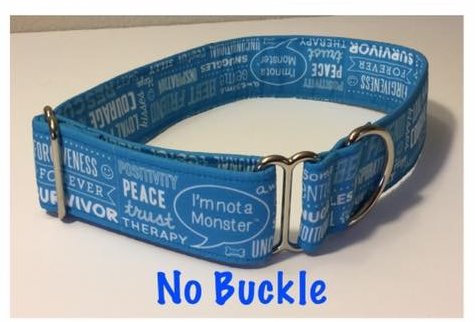 I'm Not A Monster - No Buckle
