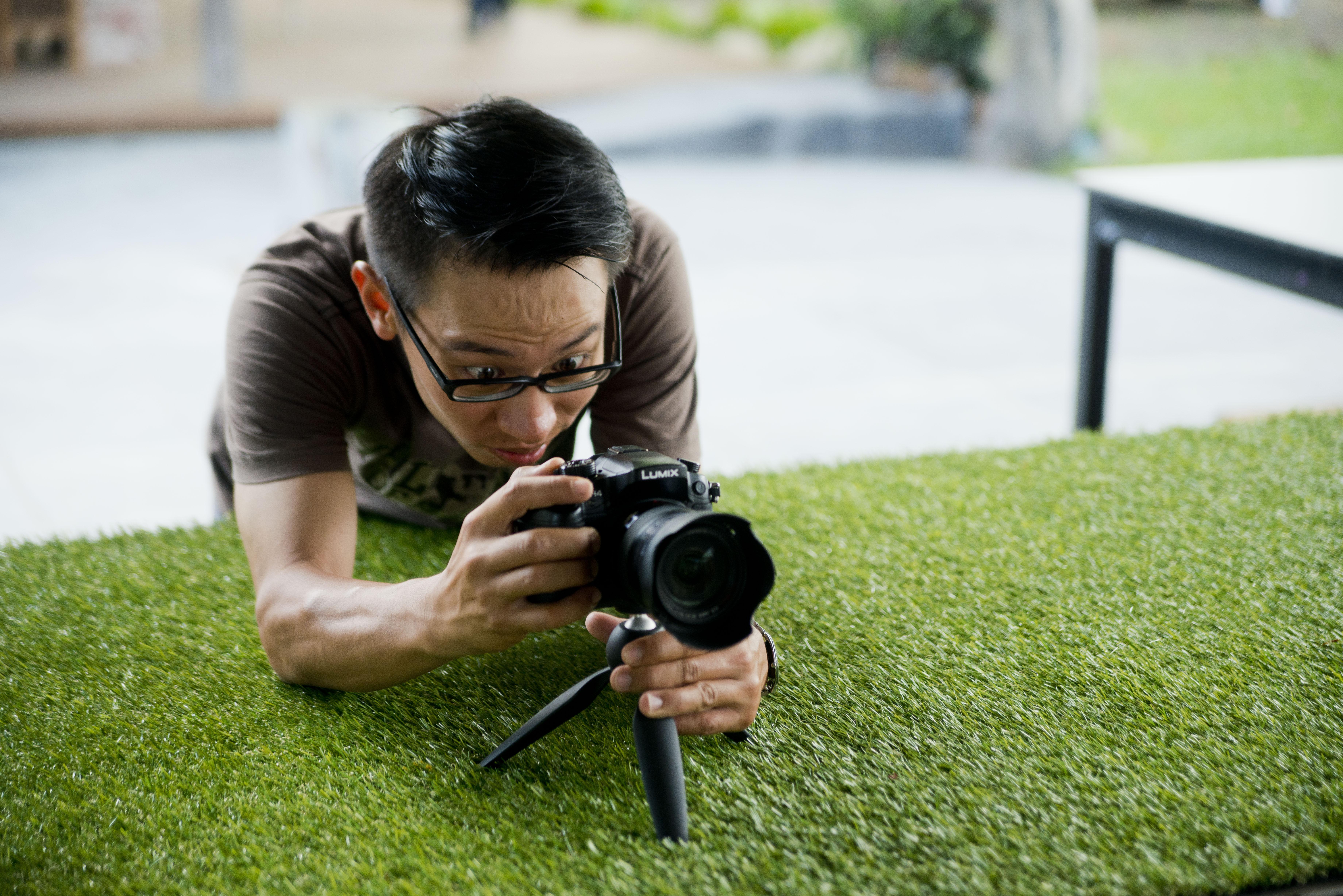 James CK Tan