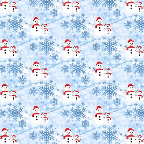 8.2017-165 Small snowmen