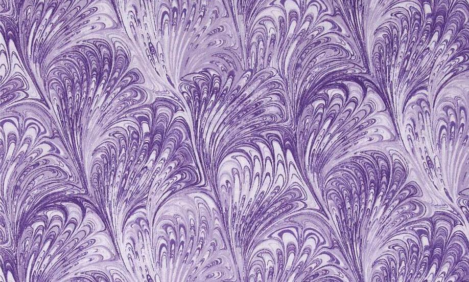 MA42 Purple Swirl Marble