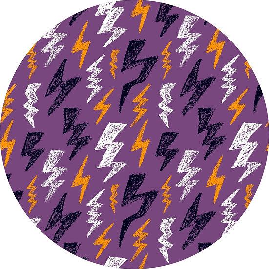 # H-13 Halloween Lightning Bolts