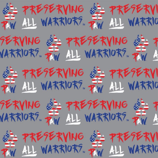 PAWS-1 PRESERVING ALL WARRIORS