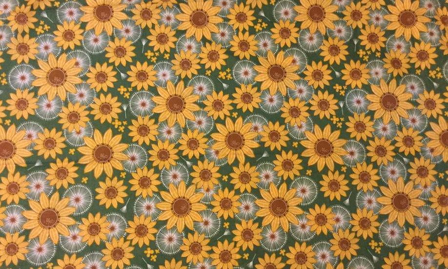 7.2017-139GA Sunflowers