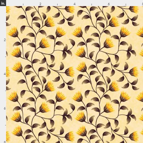 Sunflower Blooms, yellow
