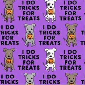 I do tricks, purple