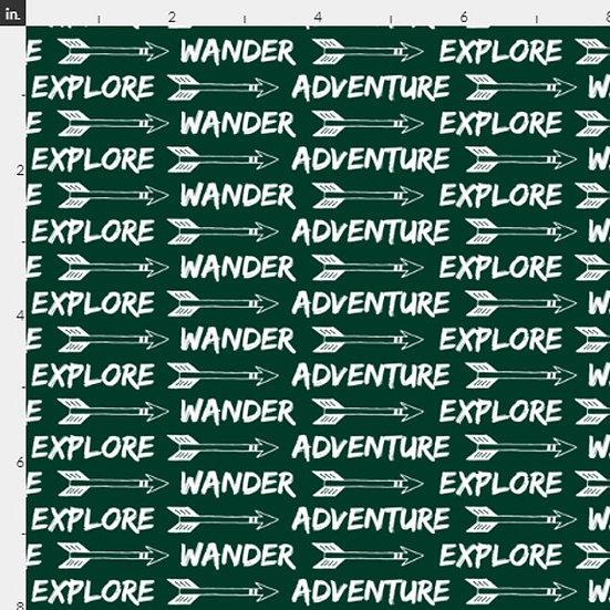 Arrow- Wander Explore Adventure