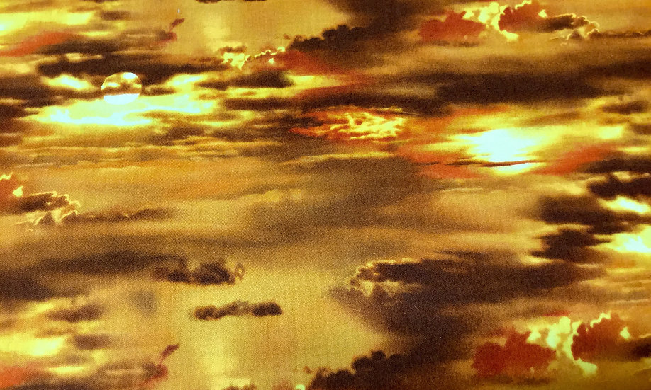 SKY1 Orange and Yellow Sky