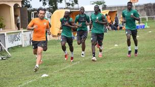 Sport~Après le Burkina Faso, les Eléphants de retour à l'entrainement pour défier le Ghana