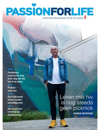 Janssen-Cigal NV - Passion for life - 2019/01