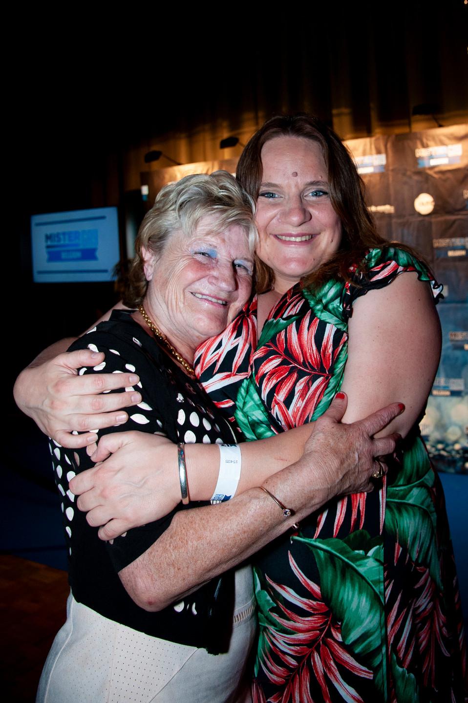 Ruth Beeckmans en Marina Wally