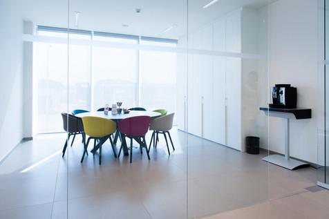 Interieur kantoor