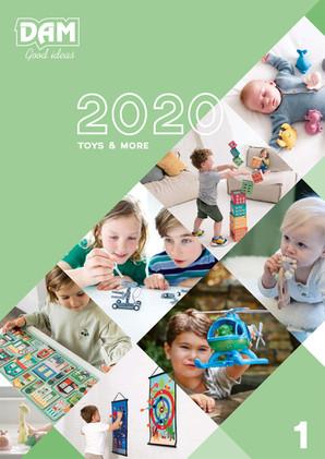 Dam Catalogus 2020 - volume 1