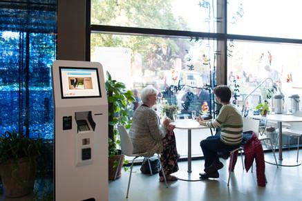 Stad Antwerpen - Bibliotheek Merksem