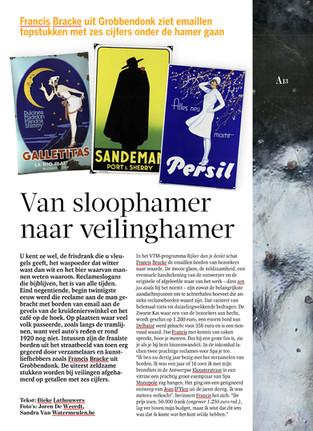 Gazet Van Antwerpenb