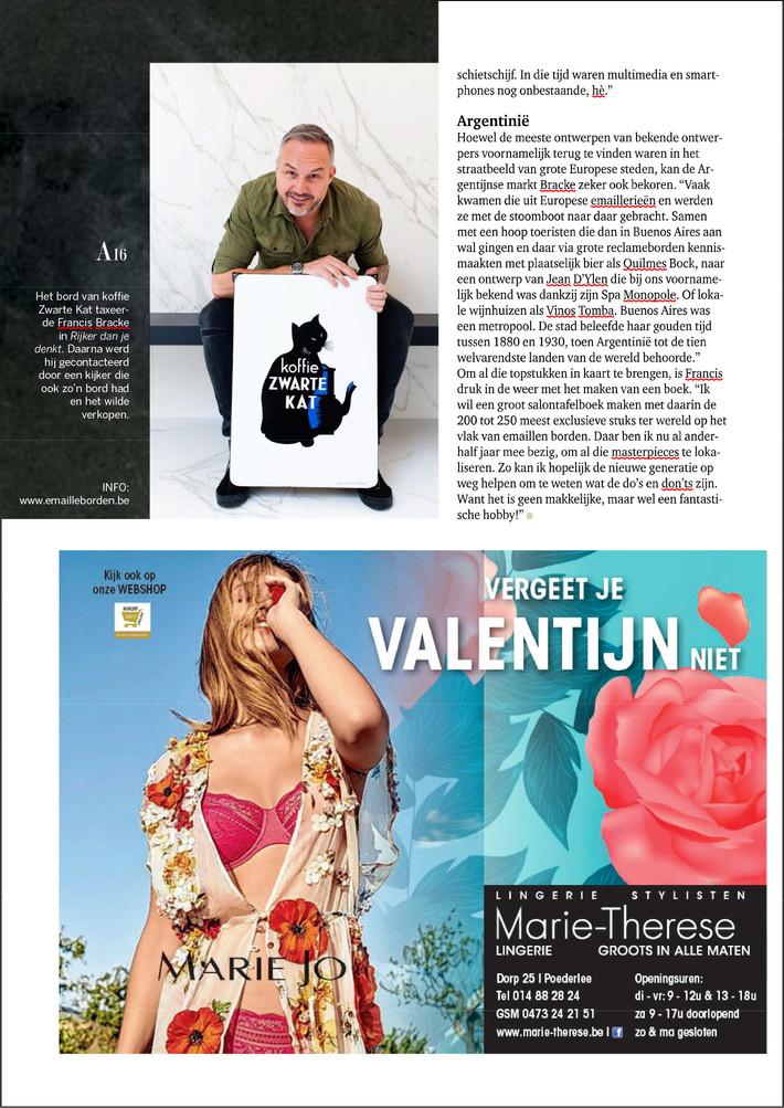CittA - Gazet Van Antwerpen - 19/01/19