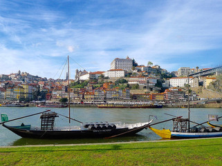 Porto in Portugal (1): An old town good for walking and leisure