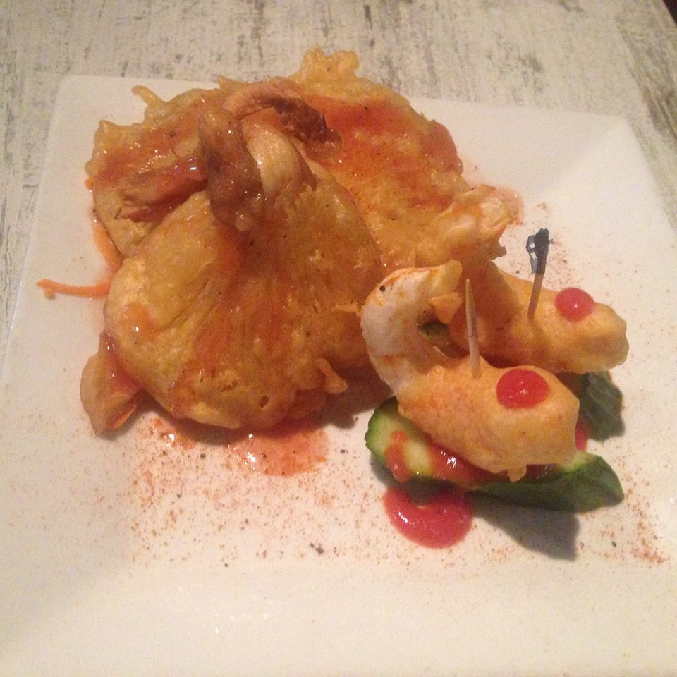 #Use your taste buds to explore the beauty of Earth: Toronto Vegetarian tavern: Vegetarian Haven Bistro