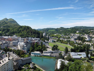 Midi-Pyrenees in France: Lourdes town is not just about religion (1)