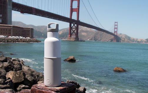 HYDY Vacuum Insulated Thermos Water Bottle