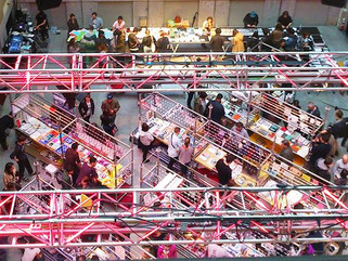 Alternative Art Book Fair in Madrid: All non-mainstream publications are here (1)