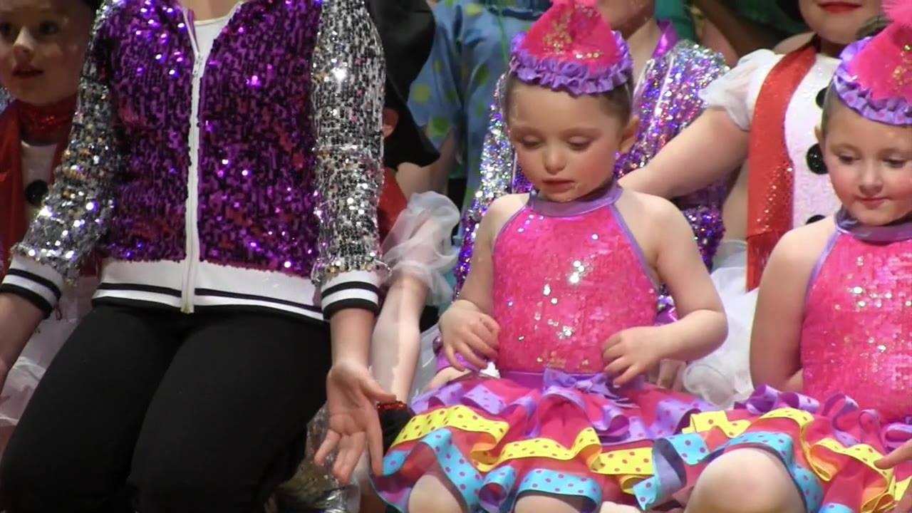 Vivian's 1st Dance Recital