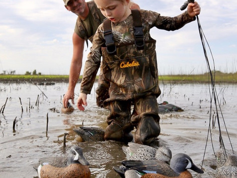 Annual Cabela's Youth Waders Giveaway!