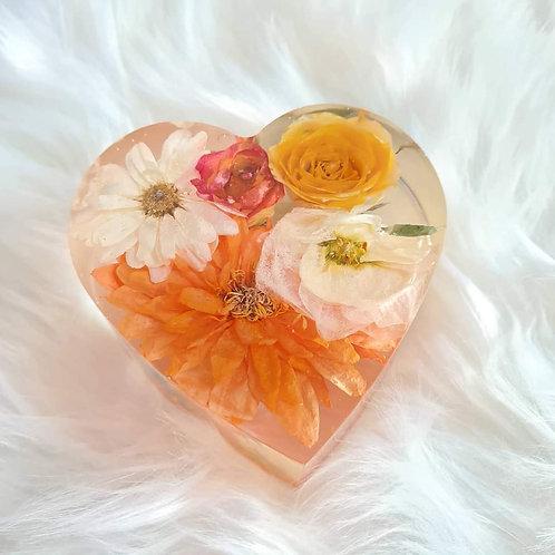 Chunky Heart - 12cm