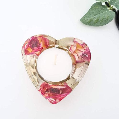 Tealight Holder - Heart