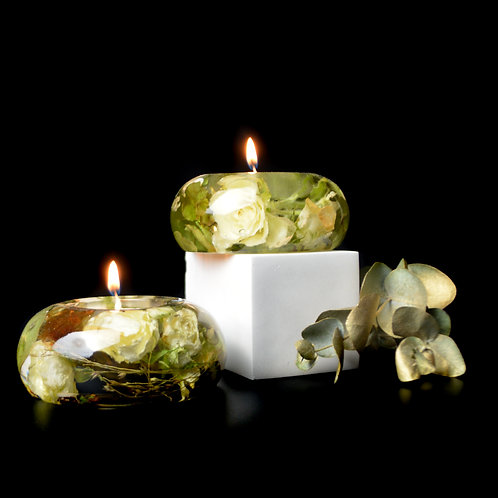 Round Tealight Holder