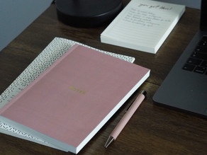 Benefits of Journaling + Journal Prompts