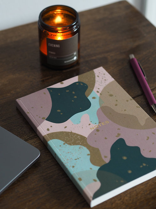 Abstract Shapes Notebook