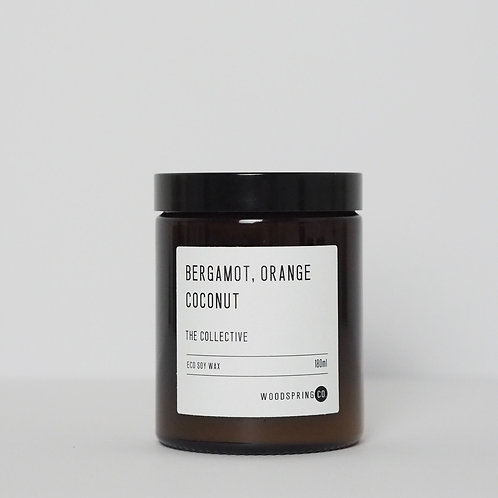 Bergamot, Orange + Coconut