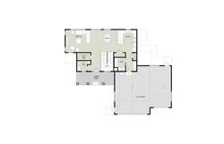Main Colored Floor Plan