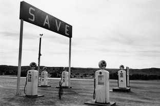 Sante Fe, New Mexico. 1955.