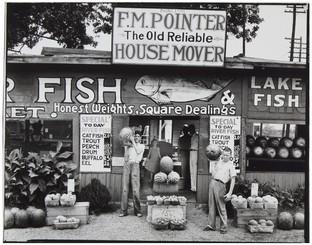 Roadside Stand Near Birmingham/Roadside Store Between Tuscaloosa and Greensboro, Alabama