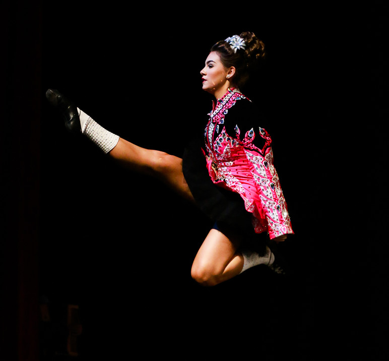 Irish Dancing Competition Photography