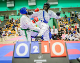 Martial Arts Competition Photography