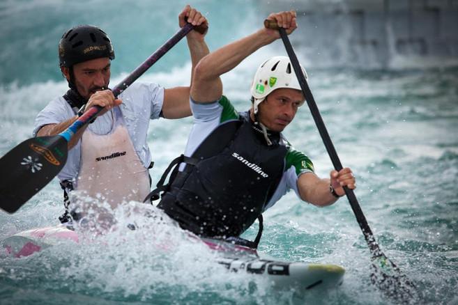 Canoeing & watersports photographer