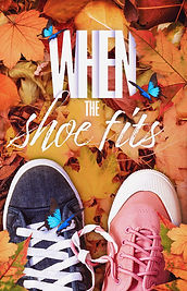 Book cover premade, love story, love, shoes, couple