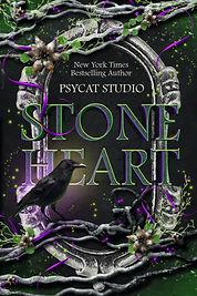 StoneHeart, premade book cover