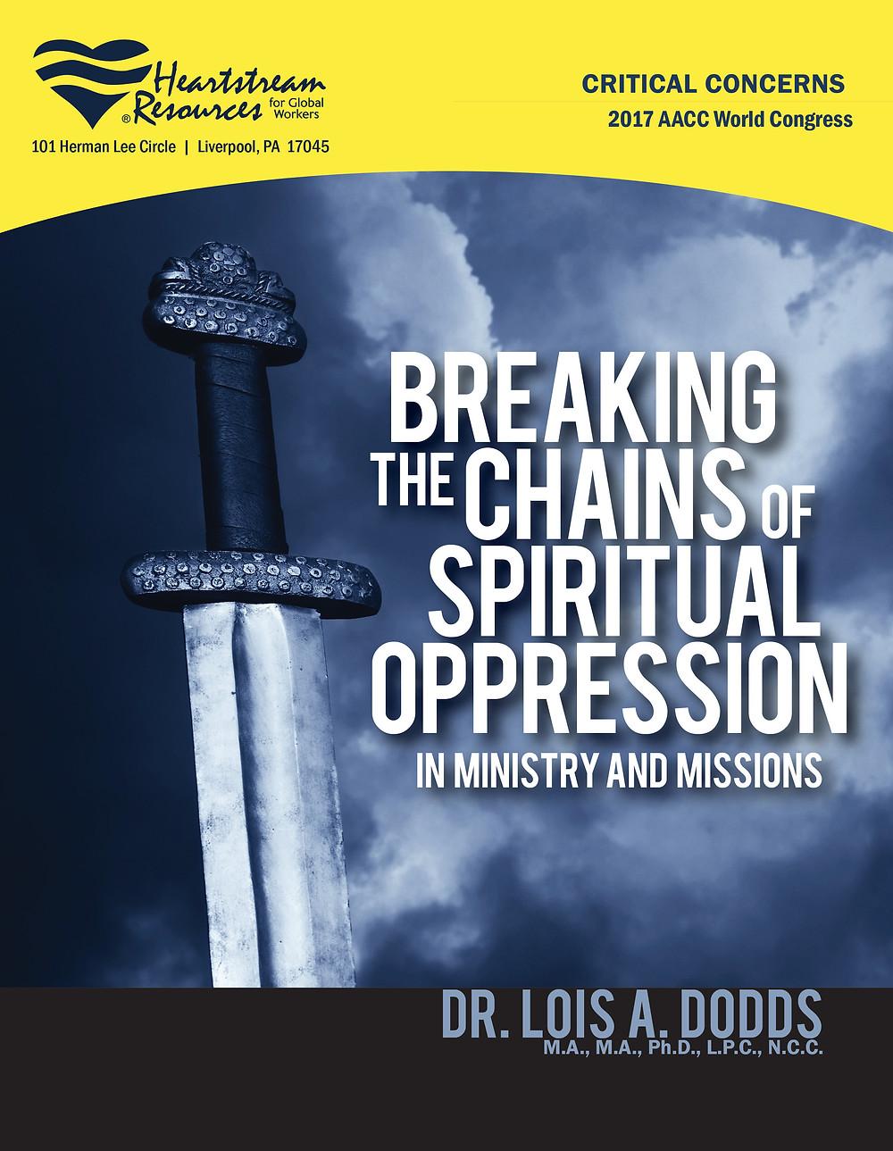 Spiritual Oppression