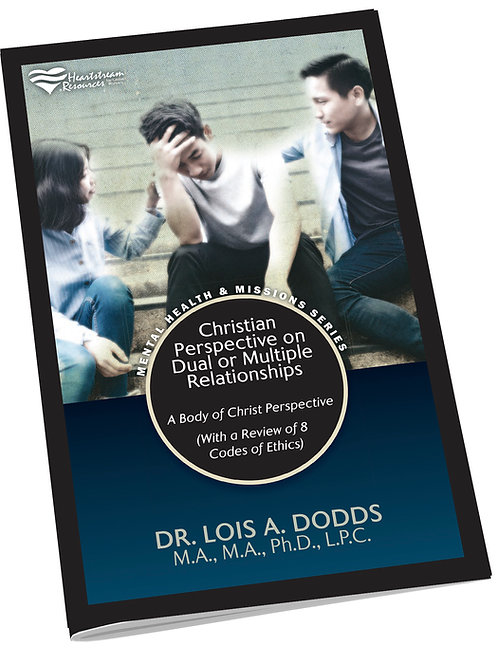 Christian Perspective on Dual or Multiple Relationships
