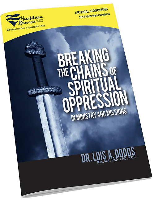 Breaking the Chains of Spiritual Oppression