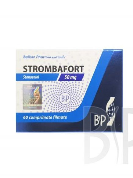 STROMBAFORT 50MG