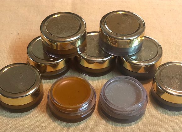Lip Balm, 100%Natural ( Chemical, Preservative, Artificial Color Free)